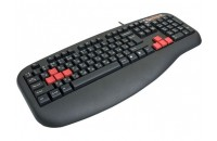 Клавиатуры A4Tech G600 PS/2 Black
