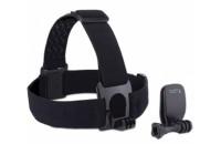 Аксессуары для экшн-камер Крепление GoPro Head Strap + QuickClip (ACHOM-001)