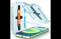 Spigen iPhone 12 Mini Screen Protector EZ FIT GLAS.tR SLIM 2Pack (AGL01811)