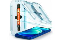 Spigen iPhone 12/12 Pro Screen Protector GLAStR EZ FIT SLIM 2Pack (AGL01801)