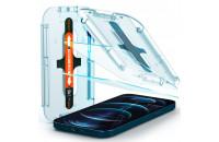 Spigen iPhone 12 Pro Max Screen Protector GLAStR EZ FIT SLIM 2Pack (AGL01791)