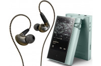 МР3 плееры iRiver Astell & Kern AK70 + MEEaudio Pinnacle 1