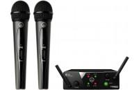 Микрофонные радиосистемы AKG WMS40 Mini Dual Vocal Set