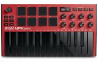 AKAI MPK Mini MK3 Red
