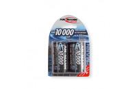 Аккумуляторы Ansmann D 10000 mAh (2шт.)