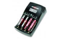 Зарядные устройства Ansmann EC500 + 4 AA 2700 mAh GL
