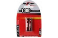 Аккумуляторы Ansmann AAA 2 X 1000 mAh