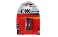 Аккумуляторы Ansmann AAA2 1000 mAh (2шт)