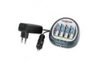 Зарядные устройства Ansmann Energy 4 speed+ 4 AA2700mAh
