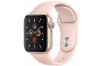 Смарт-часы Apple Watch Series 5 GPS 40mm Gold Aluminum Case with Pink Sand Sport Band (MWV72)