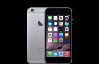Мобильные телефоны Apple iPhone 6 16GB Space Gray (MG472UA/A)