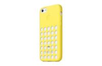 Apple iPhone 5c Case Yellow (MF038)