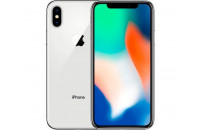 Мобильные телефоны Apple iPhone X 64GB Silver (MQAD2)