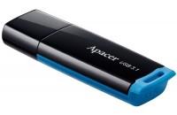 USB Flash накопители Apacer AH359 64GB USB3.1 Black (AP64GAH359U-1)