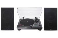 Акустика Audio-Technica AT-LP120XUSB + PSB Alpha AM5