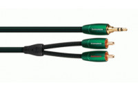 AUDIOQUEST 2.0m 3.5mm-RCA Evergreen