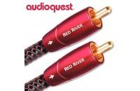 Кабели аудио-видео AUDIOQUEST 1.0m Red River RCA