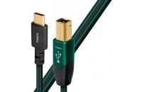 Кабели аудио-видео AUDIOQUEST 0.75m USB Forest C > B