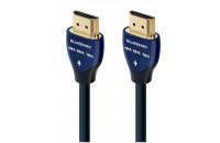 Кабели аудио-видео AUDIOQUEST 1.5m HDMI 18G BlueBerry