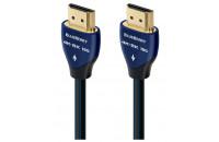 Кабели аудио-видео AUDIOQUEST 1.0m HDMI 18G BlueBerry