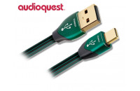 Усилители/ЦАПы AUDIOQUEST 0.75m USB Forest Micro (USBFOR0.75MI)