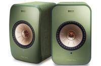 KEF LSX Wireless Olive