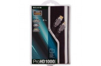 Кабели аудио-видео Belkin HDMI (AM/AM) Hight Speed ProHD 1000 2м Black (AV10000QP2M)