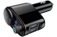 Кабели и зарядные уст-ва Baseus Locomotive Bluetooth MP3 Vehicle Charger (CCALL-RH01)