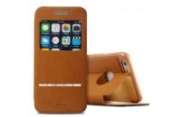Аксессуары для мобильных телефонов Baseus iPhone 6/6S Terse Leather Case Brown