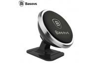 Аксессуары для мобильных телефонов Baseus Magnet Car Mount Black