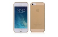 Аксессуары для мобильных телефонов Baseus iPhone 5/5S/SE Wing Case Gold