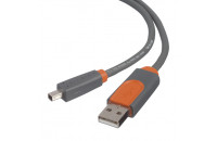 Кабели и удлинители Belkin USB 2.0 (AM/miniB 4pin) mini Pro Series - 1.8м (CU1300AEJ06)
