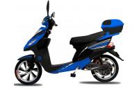 Персональный транспорт Электроскутер ROVER Element Black/Blue