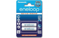 Аккумуляторы Panasonic Eneloop AAA 750 2BP mAh NI-MH (BK-4MCCE/2BE)