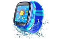Смарт-часы GOGPS ME K14 Blue (K14BL)