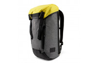 Сумки для ноутбуков Incase Halo Courier Backpack Heather Gray/Black/Yellow (CL55580)