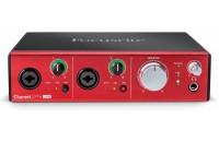 Аудиоинтерфейсы Focusrite Clarett 2 Pre USB