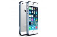 Аксессуары для мобильных телефонов Coteetciel iPhone 5/5S Bumper Limited Edition Series V.2 Metal Slate (CS1417-BK)