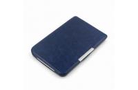 Аксессуары для электронных книг Обложка My Pocket Smart Cover Dark Blue для PocketBook 614/624/626