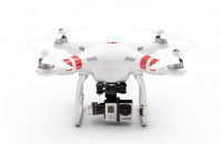 Гаджеты для Apple и Android DJI Phantom 2 with Zenmuse H3-3D V2.0