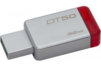 USB Flash накопители Kingston DataTraveler 50 32GB Metal (DT50/32GB)
