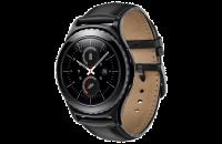 Смарт-часы Samsung Gear S2 Classic SM-R7320 Black (SM-R7320ZKASEK)