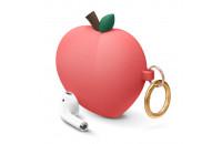 Аксессуары для наушников Elago Peach Hang Case for Airpods Red (EAP-PEACH-RD)