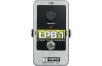 Педали эффектов Electro-Harmonix LPB-1