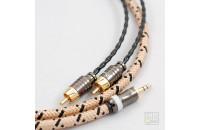 Hi-Fi кабели Era Cable AUX Mogami Neglex 1 м (3,5mm - RCA)