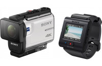 Экшн-камеры Sony 4K FDR-X3000 с пультом д/у RM-LVR3 (FDRX3000R.E35)