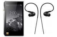 Аудиоплееры FiiO X5 III + FiiO F9