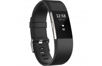 Фитнес -трекеры Fitbit Charge 2 Fitness Activity Tracker Small Black (FB407SBKS)