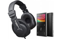 Аудиоплееры FiiO X3 III + SoundWarrior SW-HP10s