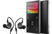 Аудиоплееры FiiO X3 III + Shozy Zero/Hibiki